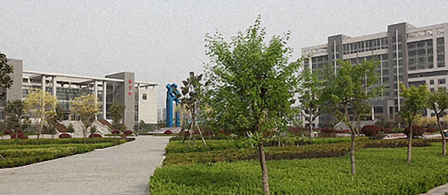 枣庄科技职业学院校园风光4
