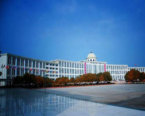 江西服装学院2