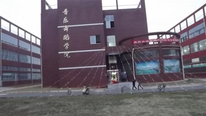 南昌职业大学校园风光1