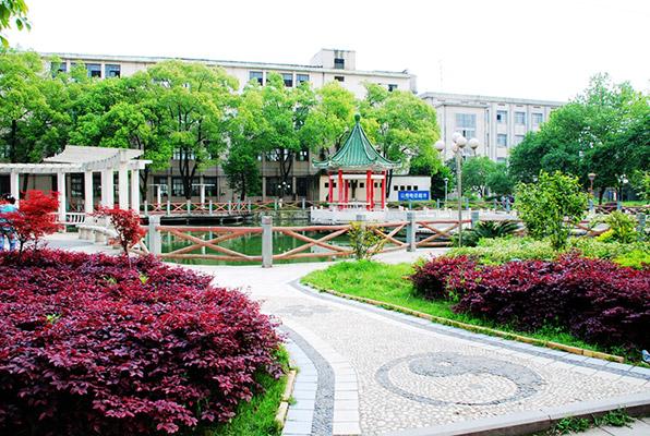 江西生物科技职业学院校园风光2