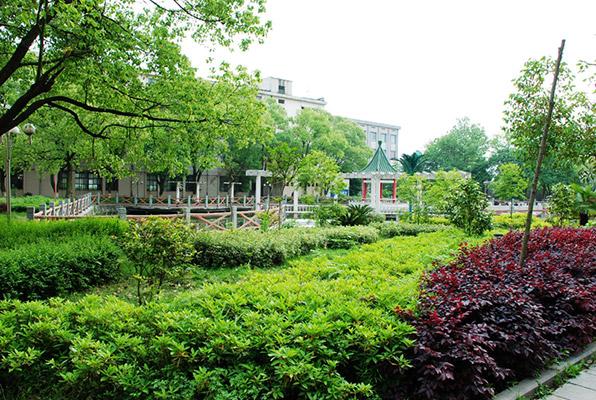 江西生物科技职业学院校园风光3
