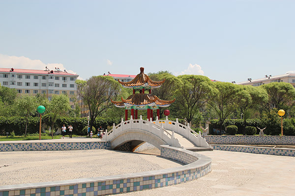 黑龙江商业职业学院校园风光5
