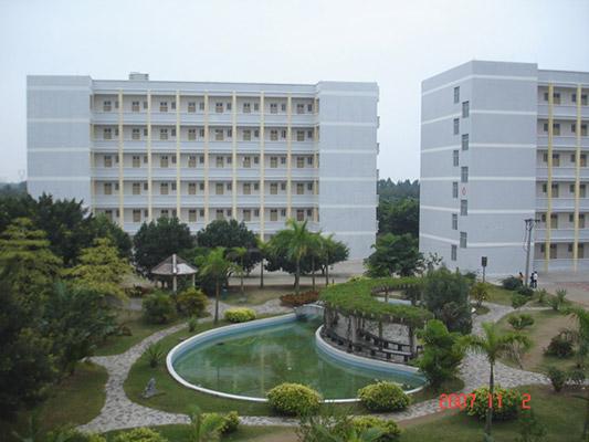 北海职业学院校园风光5