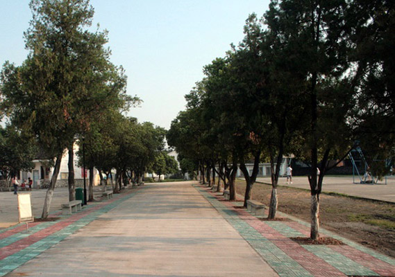 桂林山水职业学院校园风光5