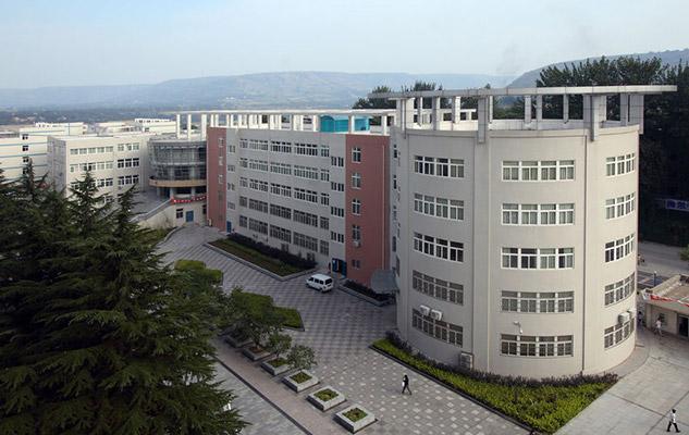 陕西铁路工程职业技术学院校园风光1