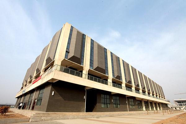 陕西铁路工程职业技术学院校园风光2