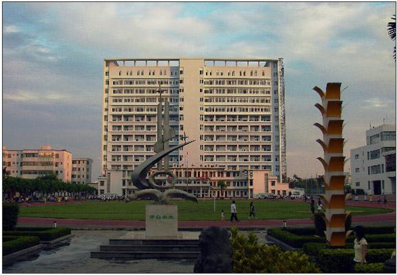 海南软件职业技术学院校园风光5
