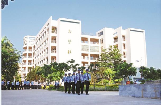 海南政法职业学院校园风光1