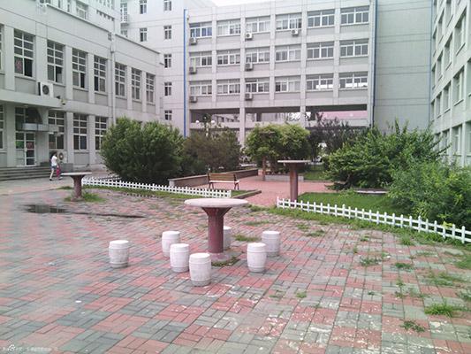 天津城市职业学院校园风光2