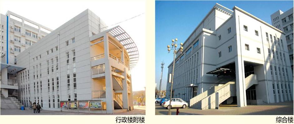 天津城市职业学院校园风光5