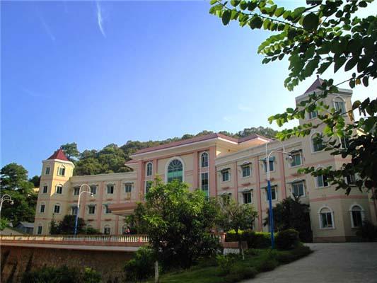 广州涉外经济职业技术学院(粤港合作办学)2