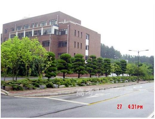 黑龙江旅游职业技术学院校园风光2
