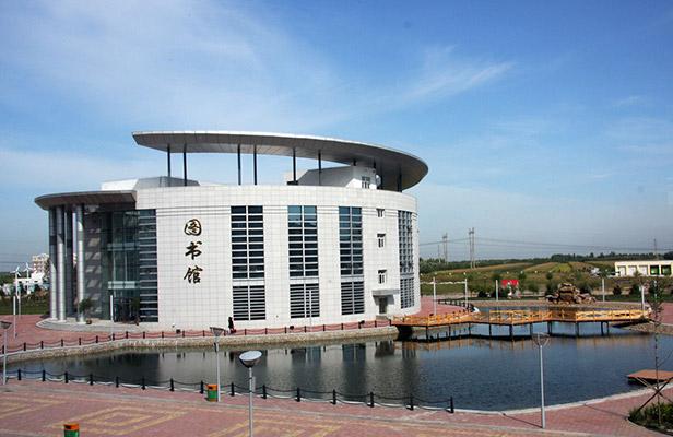 黑龙江生态工程职业学院校园风光2