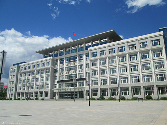 黑龙江生态工程职业学院校园风光3