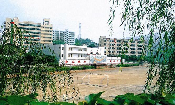重庆水利电力职业技术学院校园风光1