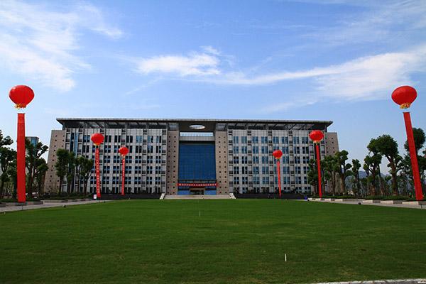 重庆水利电力职业技术学院校园风光4
