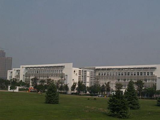 宁波卫生职业技术学院校园风光2