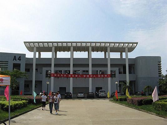 宁波卫生职业技术学院校园风光3