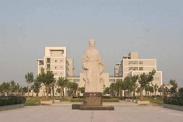 宁波卫生职业技术学院校园风光4