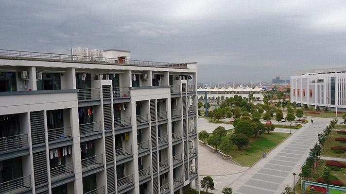 台州科技职业学院校园风光4