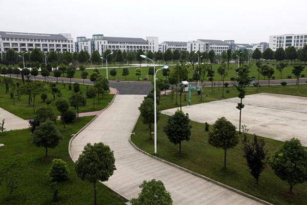 江苏财经职业技术学院校园风光4