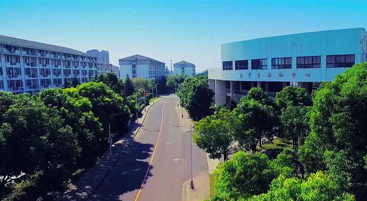 扬州工业职业技术学院校园风光1