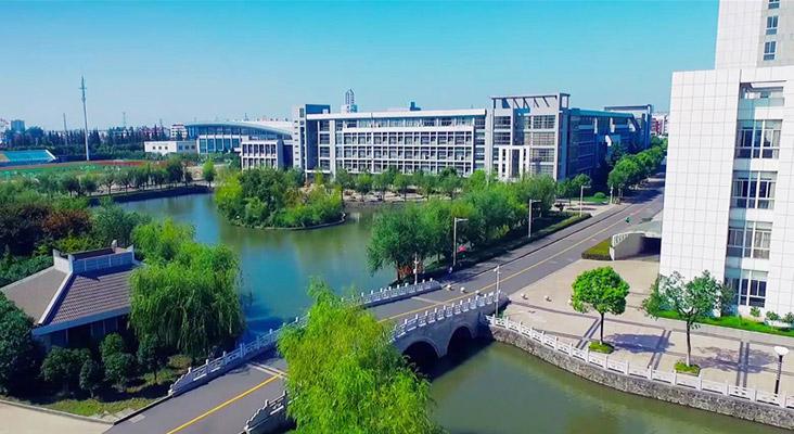 扬州工业职业技术学院校园风光2