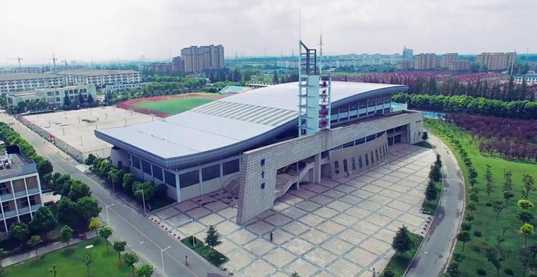 扬州工业职业技术学院校园风光3
