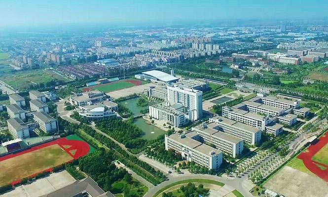 扬州工业职业技术学院校园风光5