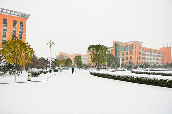 南阳医学高等专科学校校园风光5