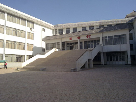 嵩山少林武术职业学院校园风光4