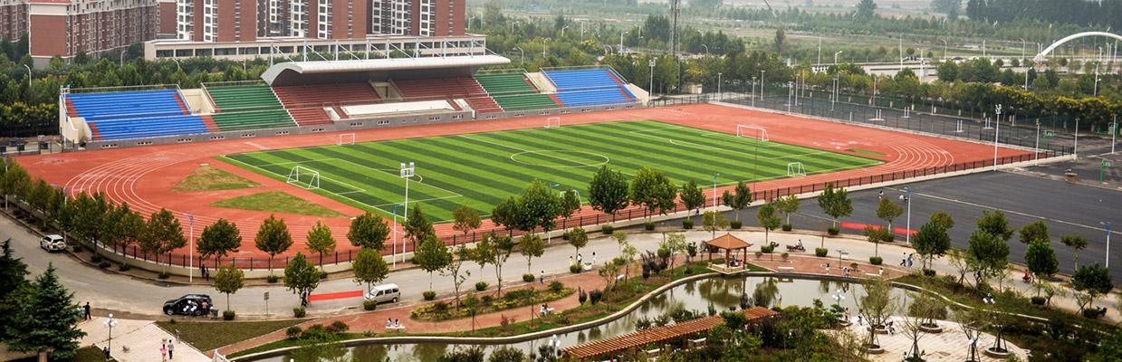 河南经贸职业学院校园风光1