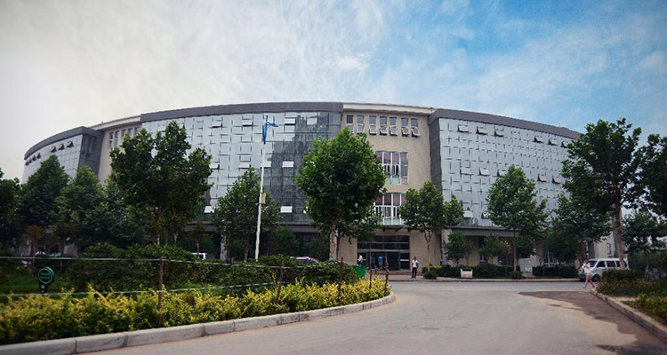 河南经贸职业学院校园风光2