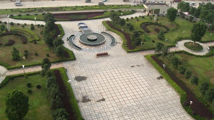 武汉工业职业技术学院校园风光2