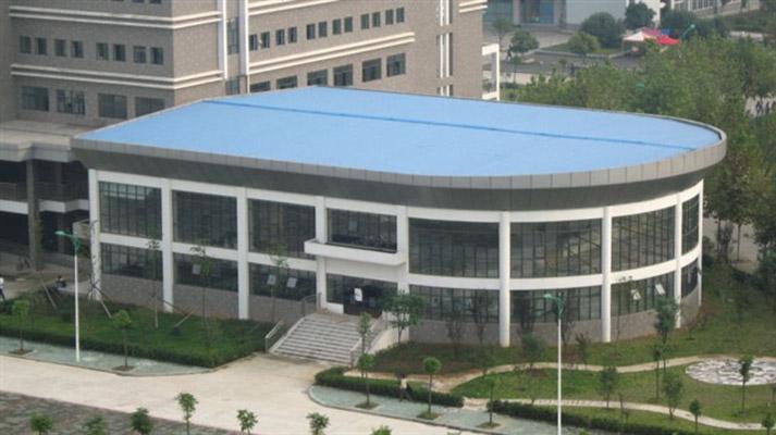 武汉工业职业技术学院校园风光3