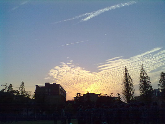 湖北财税职业学院校园风光1