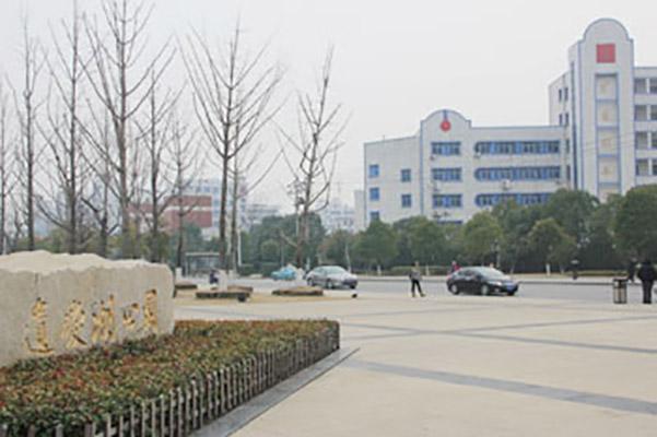 黄冈科技职业学院校园风光3