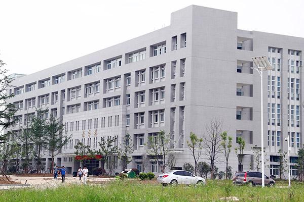 湖北国土资源职业学院校园风光1