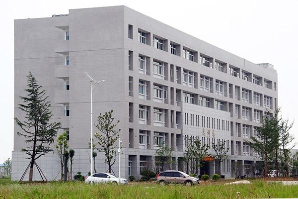 湖北国土资源职业学院校园风光2