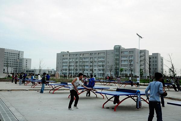 湖北国土资源职业学院校园风光3
