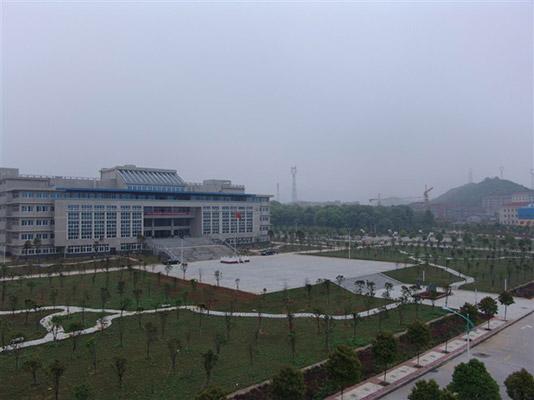 湖南民族职业学院校园风光2
