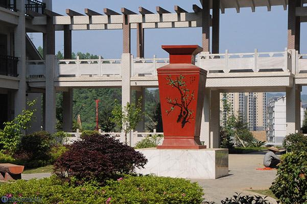 湘西民族职业技术学院校园风光2