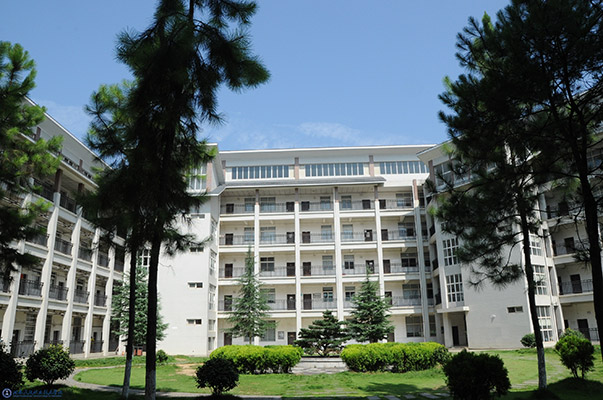 湘西民族职业技术学院校园风光3