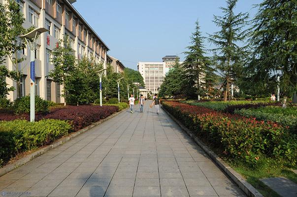 湘西民族职业技术学院校园风光5
