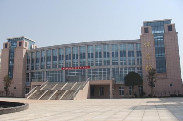 湖南财经工业职业技术学院校园风光3