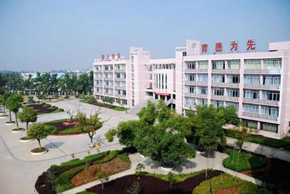 湖南财经工业职业技术学院校园风光4