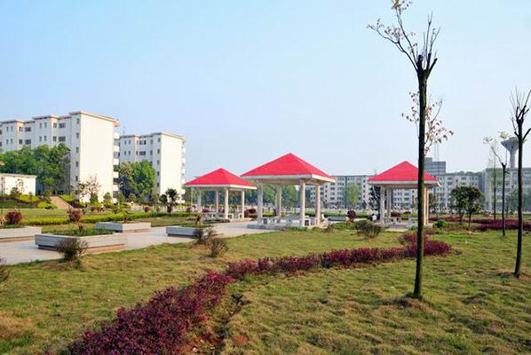 益阳职业技术学院校园风光5