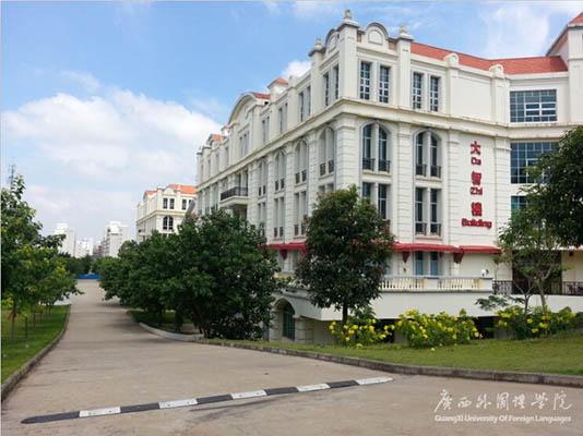 广西外国语学院2