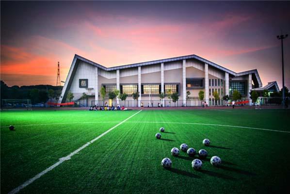 东莞理工学院城市学院(与广州城建职业学院联合办学)校园风光3