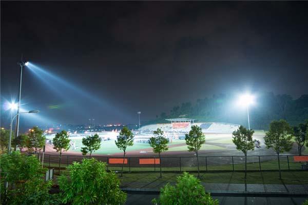 东莞理工学院城市学院(与广州城建职业学院联合办学)校园风光5